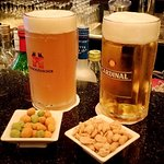 Local Beer and Nuts