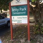 Jetty Park Campground Resmi