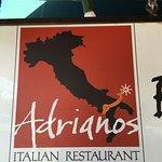 Photo de Adriano's Italian Restaurant