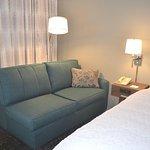 Hampton Inn and Suites Charlotte Pineville Foto