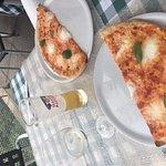 Close up of Bufula Pizza