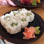 Zippy's California Maki from the Sushi Bar