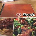 Zippy's Menu