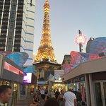 Eiffel Tower Experience at Paris Las Vegas Foto