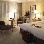 King Concierge Guest Room