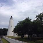 Great stop at Ocracoke lighthouse.