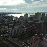 Sheraton Vancouver Wall Centre Foto
