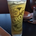 Another beautiful shot of a refreshing beer on tap! $7