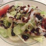 salada acompanha o prato