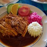 Cochinita pibil (carne de porco)