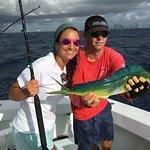 Miami Deep Sea Fishing Charter Therapy IV Foto