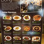 One of the Malaysian Restaurant at Regent Place