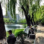 River beside Yuyang Hotel