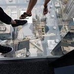 Photo de Skydeck Chicago - Willis Tower