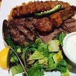 Koy mixed grill