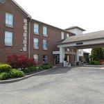 Foto de Holiday Inn Express Fairfield