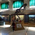 En el museo con Michelle