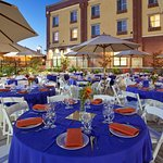 Grass Valley Hotel, Event Patio