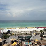 Full beach view.
