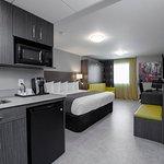 Foto de Hotel & Suites Le Dauphin Quebec