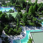 Park and Swimming Pools