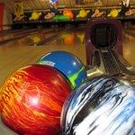 Bowling Balls on the ball return
