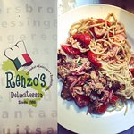Healthy option at Renzo's!