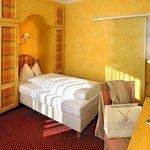 Romantik Hotel Goldene Traube Foto