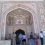 Photo de Sheesh Mahal (Hall of Mirrors)