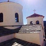 Monastère St Georges au sommet de Skyros