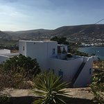 Photo de Paros Paradise Apartments