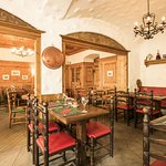 Posthotel Holiday Villa Arosa Foto