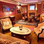 Sherlock Holmes English Pub Smoking Area