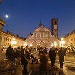 Piazza ducale sera