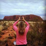 Uluru Foto