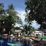 Beautifull pool area