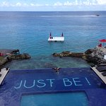 Just Be! pool at hotel B Cozumel!