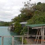 Zdjęcie Lusia's Lagoon Chalets