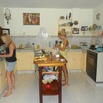 Photo de Beachouse Dive Hostel Cozumel