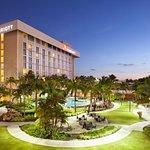 邁阿密機場萬豪酒店