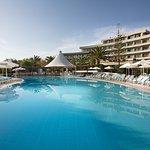 Photo de Agapi Beach Hotel