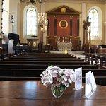 Bekende acteurs zijn verbonden met deze kerk.