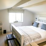 The Hayloft - separate bedroom