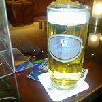 Пиво Kulmbacher в баре Ramada