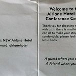 Photo of Airlane Hotel and Conference Centre