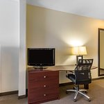 Photo de Sleep Inn & Suites Bush Intercontinental Airport IAH East
