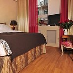 Small double room 15 sqm