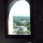 Vue du 5ème étage du Château