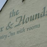 Fox and Hounds end wall