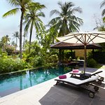 Moments of true relaxation - Private Pool Villa